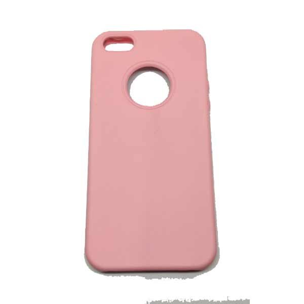 ΘΗΚΗ IPHONE 5 BACK COVER PINK