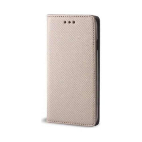 ΘΗΚΗ SAMSUNG A6 2018 SMART MAGNET BOOK ΧΡΥΣΟ