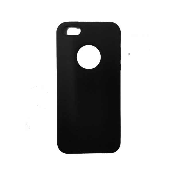 ΘΗΚΗ IPHONE 5/5S/SE BACK COVER BLACK