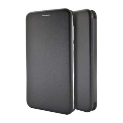 ΘΗΚΗ SAMSUNG M20 SMART MAGNET BOOK BLACK