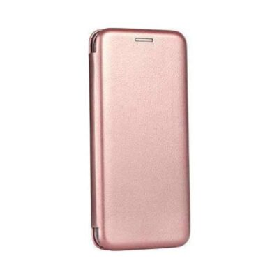 ΘΗΚΗ XIAOMI REDMI 8 BOOK ELEMENT GOLD PINK