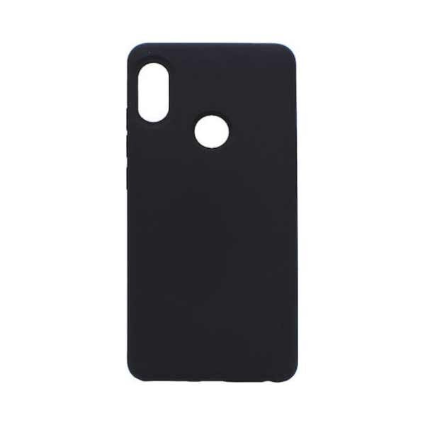 ΘΗΚΗ XIAOMI REDMI NOTE 5 PRO SOFT TOUCH TPU BLACK