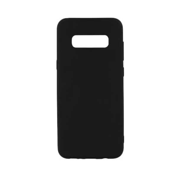 ΘΗΚΗ SAMSUNG S10 PLUS SOFT TOUCH TPU ΜΑΥΡΟ