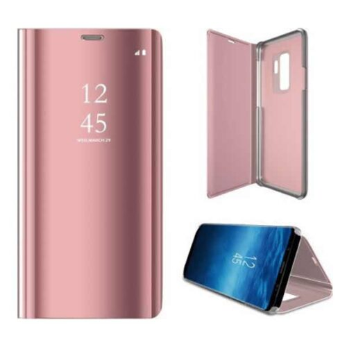 ΘΗΚΗ SAMSUNG S9 PLUS MIRROR ROZ GOLD