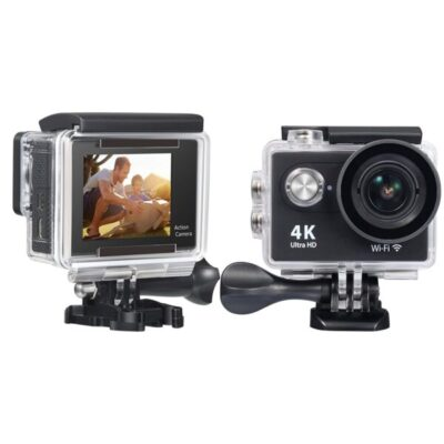 Action Camera – 4K – Wifi – 559865 – Black