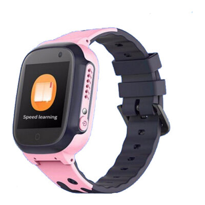 Smartwatch A41 Για Παιδιά, SOS Επείγουσα Κλήση, Συμβατό με iOS και Android - ΡΟΖ