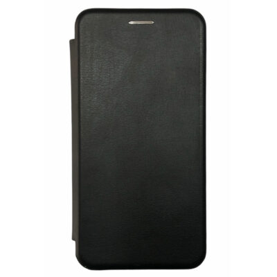 ΘΗΚΗ HUAWEI P40 LITE BOOK LEATHER BLACK