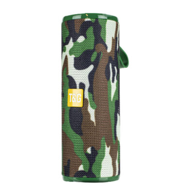 Φορητό Ηχείο T&G TG149 Wireless Bluetooth Speaker Portable Army