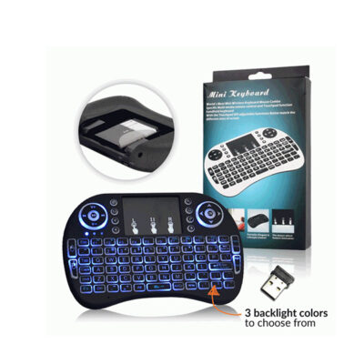 OEM BLUETOOTH KEYBOARD MINI I8 SMART TV BOX