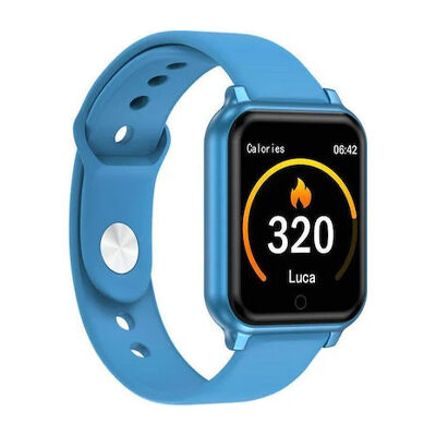 Smartwatch – Fitness tracker T70 σε χρώμα μπλε